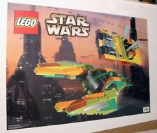 Lego Star Wars Attack of the Clones Poster Set of 4