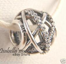 GALAXY Authentic PANDORA Silver//Cz Stones Charm/Bead NEW WINTER COLLECTION