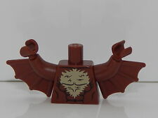 Lego Minifigure Torso  Super Heroes Batman II Man-Bat T82