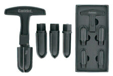 Castleford T Handle Pipnet Reamer 4 Piece Pipe Cleaning Tool Set - 1384