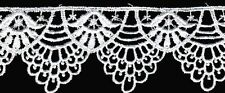 """Affordable  Venice Venise Lace Trim Crefts  Edge  Baby Doll 2-1/2"""" by yard 1337"""