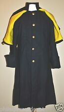 Cavalry Great Coat - Officers - w/Yellow Under Cape - Sizes 32-50 - Civil War