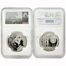 China 2016 HSNA Bamboo Panda Hawaii Expo 1 oz Silver NGC PF70 ULTRA CAMEO ER