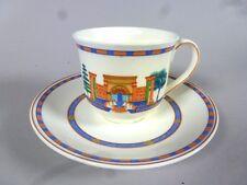 """Villeroy & Boch: tasse à café Avec Soucoupe """"Via Appia"""" 5QM833"""