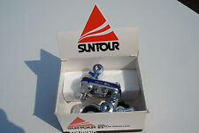 NOS Suntour Blue Line BL Rear Derailleur Bike Road Bicycle Touring Vtg 5 6 7 Spd