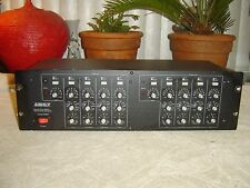 Ashly PQ66, Latter Version, 2 Ch 4 Band Parametric Equalizer, Eq, Vintage Rack