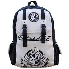 Anime Dangan Ronpa danganronpa Monokuma Cute School Backpack Shoulder Bag New