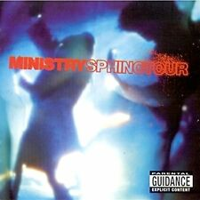 MINISTRY - Sphinctour (Live) CD
