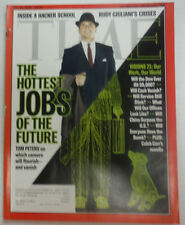 Time Magazine Tom Peters The Hottest Jobs May 2000 WITH ML 042015R