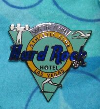 Hard Rock Hotel LAS VEGAS 1990 ATHLETIC CLUB Aqua  LOGO #4677 Broche ( pin )
