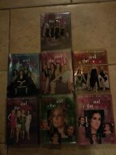 Sex and the City DVD Box Sets 94 Episodes Very Good
