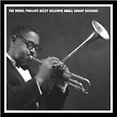 THE VERVE/PHILIPS DIZZY GILLESPIE SMALL GROUP SESSIONS NEW CD