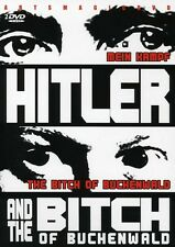 Hitler and the Bitch of Buchenwald [2 Discs] (2012, REGION 1 DVD New)