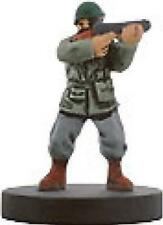 Axis & Allies miniatures 1x x1 #025 Resourceful Hero D-Day NM with card