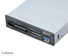 Akasa AK-ICR-14 USB 3.0 SuperSpeed Memory Card Reader
