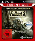 PS3 Playstation 3 Fallout 3 Goty Game of the Year Edition Neu in Folie Deutsch