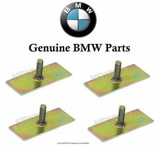 BMW E10 1602 2002  Metal T-Fasteners for Upper Moulding Joints Genuine Set of 4