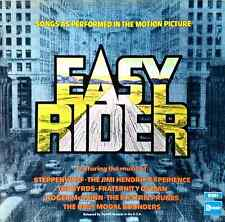 V/A - Easy Rider (Songs As Performed In The Motion Picture) (LP) (G-/G-)