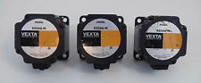 Lot of 3 Used Vexta Brushless DC Motors, K0366-M (3000r/min, 75W Motor) (wrs)