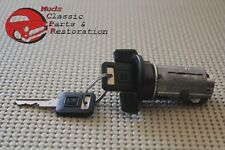 Chevy GM Fullsize Truck S10 S15 Pickup Jimmy Ignition Lock Later Style Keys