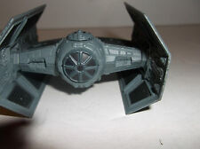 "Star Wars Titanium Series Deluxe 6"" TIE ADVANCED X1 Die-Cast 2005"