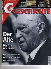 G Geschichte mit Pfiff 12/05 Die Ära ADENAUER