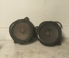 Mercedes Benz A Class W168 2 x Front door speakers left + right 168820 0102 0202