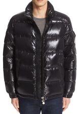 New Authentic Moncler 2017 Maya Shiny Puffer Jacket Nwt Black