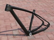 "Brand New Toray Carbon UD Matt 29ER Mountain Bike Frame Bicycle Frame 15.5""  BSA"