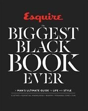 Esquire - Biggest Black Book Ever (2015) - New - Trade Cloth (Hardcover)