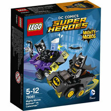 Lego DC Super Heroes 76061 Batman vs Catwoman mighty micros