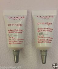 Clarins UV Plus HP Perfecting Cream High Protection BB Creme 3mlX2=6ML SPF40