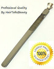 Cuticle Pusher Remover Stainless Steel Nail Cleaner Podiatry Nail Care NEW