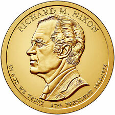 2016-D RICHARD M. NIXON  PRESIDENTIAL DOLLAR COIN