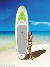SwimLine Solstice Tonga Inflatable Stand-Up Lightweight SUP Paddleboard - 35132