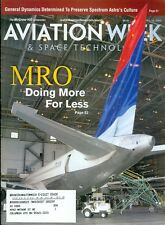 2005 Aviation Week Magazine: MRO Doing More For Less/XSS-11 Autonomous Approach