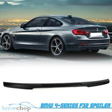 Painted 435i 420i 4-Series F32 Coupe M4-Look Rear Trunk Spoiler Wing 2016 430d