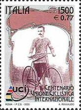 # ITALIA ITALY - 2000 - 100° UCI Unione Ciclistica  Ciclismo Cycling - Stamp MNH