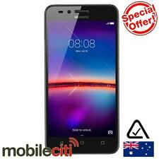 "Huawei Y3 II (4G/LTE, Quad-core, 4.5"") - Black - Unlocked"
