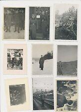 La raccolta foto 9 pezzi 2.wk misto (h551)