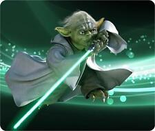 Star Wars Yoda Mouse Pad (9.25x7.75) inches by 1/8 thick