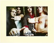 NODDY HOLDER SLADE PP MOUNTED 8X10 SIGNED AUTOGRAPH PHOTO MERRY CHRISTMAS