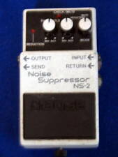VINTAGE RARE! BOSS NS-2 NOISE SUPPRESSOR GUITAR EFFECTS PEDAL Good Condition