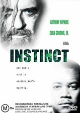 Instinct * NEW DVD * Anthony Hopkins Donald Sutherland Cuba Gooding Jr
