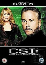 CSI LAS VEGAS COMPLETE SERIES 6 DVD Box Set C.S.I L.A Season + BONUS FEATURES LA