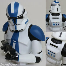 [USED] Bust Bank CC-1119 Commander Appo Star Wars Toy Diamond Select Japan