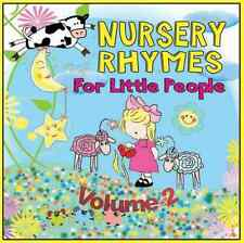 50 Childrens Singalong Songs & Nursery Rhymes Vol 2 Audio CD FREE P&P