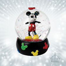 Mickey Mouse Schneekugel Disney Enchanting Collection Maus Waterball  A26921