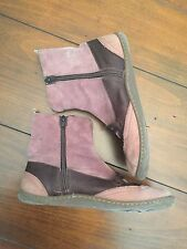 Camper Leather Boots 39