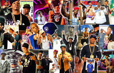 Plies Collage Poster
